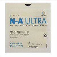 NA-Ultra Silicone Knit Single Dressing 9.5cm x 19cm (Large)