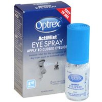 Image of Optrex Actimist 2 in 1 dry and irritated Eye Spray 10ml