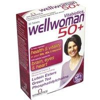 Wellwoman 50 + Tablets 30