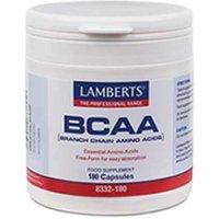Lamberts Branch Chain Amino Acids (BCAA) 180