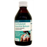 Numark Mentholated Bronchial Balsam 200ml