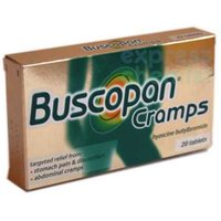 Buscopan Cramps 20 Tablets