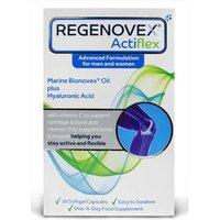 Regenovex Actiflex Advanced Formulation One-A-Day Softgel Capsules 30