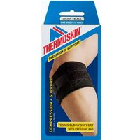 Thermoskin Thermal Tennis Elbow with Pressure Pad Support Small 83205