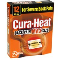 Cura-Heat Back Pain Max Size 2