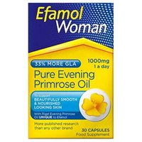 Efamol Woman Pure Evening Primrose Oil 1000mg 30