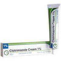 Clotrimazole Cream 1% 50g