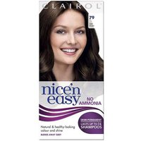 Clairol Nice 'n Easy Non-Permanent Hair Colour 24 Washes 79 Dark Brown
