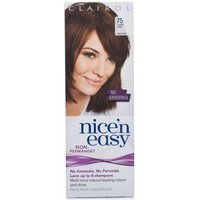 Clairol Nice n Easy Non-Permanent Up To 8 Washes 75 Light Ash Brown