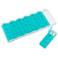 Safe and Sound Weekly Pill Organiser Large