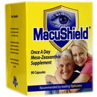 MacuShield Meso-Zeaxanthin Supplements 90