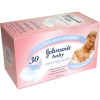 Johnsons Baby Nursing Pads
