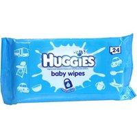 Huggies Baby Wipes x 24