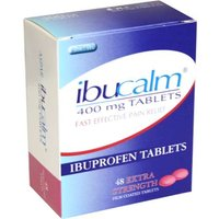 Ibucalm 48 Tablets 400mg