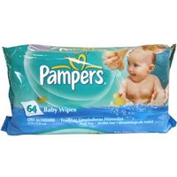 Pampers Baby Wipes 64