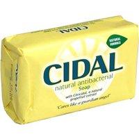 Cidal Natural Antibacterial Soap 125g