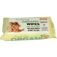 Beaming Baby Organic Wipes 72