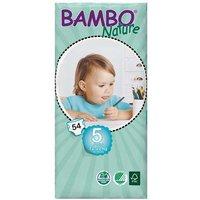 Bambo Junior Nappies (54) 12-22kg / 26-49lbs