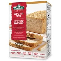 Orgran Gluten Free Wholemeal Bread Mix 450g