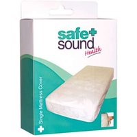Safe and Sound Single Mattress Cover