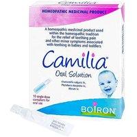 Boiron Camilia Oral Solution Containers 10