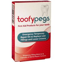 Toofypegs Temporary Repair Kit