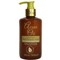 Argan Oil Hand & Body Wash 300ml