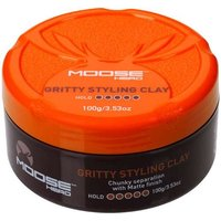 Moose Head Gritty Styling Clay 100g