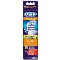 Oral-B Trizone Replacement Brush Heads 4
