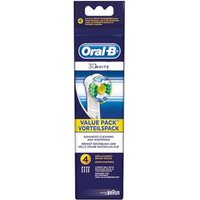 Oral-B 3D White Replacement Brush Heads 4