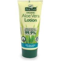 Aloe Pura Aloe Vera lotion with Shea butter and Vitamin E