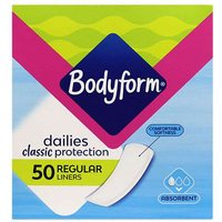 Bodyform Classic Daily Liners 50
