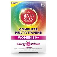 Seven Seas Womens Complete Multivitamins 50+ 28 tablets