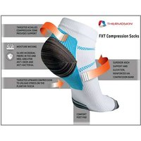 Thermoskin FXT Compression Sock Large 85601