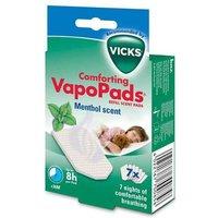 Vicks Vapopads Refill Scent Pads Menthol 7