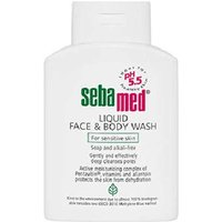 Sebamed Liquid Face and Body Wash 1000ml