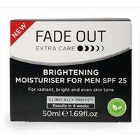 Fade Out Brightening Moisturiser For Men  SPF 25