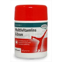 Numark Multivitamins & Iron 60