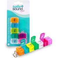 Safe and sound Detachable Seven Day Pill Reminder