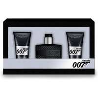 James Bond 007 Signature EDT 50ml Spray & 2 x 50ml Refreshing Shower Gel Gift Pack