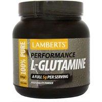 Lamberts Performance L-Glutamine Powder 500g