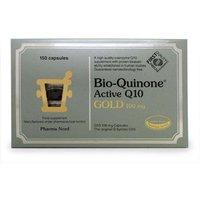 Bio-Quinone Active Q10 Gold 100mg Capsules 150
