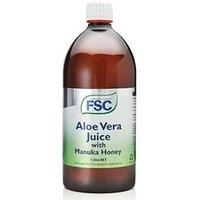 FSC Aloe Vera Juice with Manuka Honey 500ml