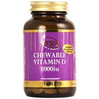 Vega Chewable Vitamin D 1000iu tablets 60