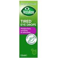 Vizulize Tired Eye Drops 15ml