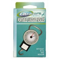 Ultra Care Travel Portable Luggage Scales