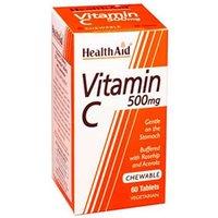 Health Aid Vitamin C 500mg 60 tablets