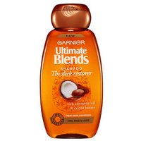 Garnier Ultimate Blends Shampoo Sleek Restorer 250ml