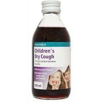 Numark Childrens Dry Cough Blackcurrant 200ml