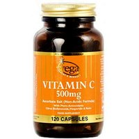 Vega Vitamin C 500mg 120 Capsules